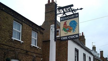 The Cock Inn pub in March High Street re-opens as indie themed music bar Rigbys - just six weeks aft