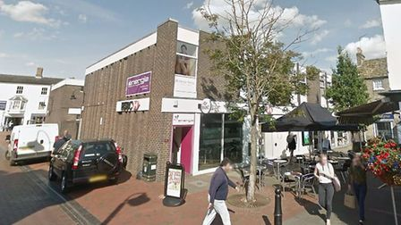 Ely branch of HSBC at Butter Market next to High Street will close on July 31, the financial company