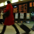 Rail passengers have been urged not to travel to or from London this weekend amid vital works to the