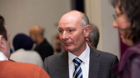 Darryl Preston, is elected by the Conservative Party to be their candidate for Cambridgeshire Police