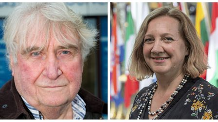 Cllr Bill Hunt criticised Cllr Lucy Nethsingha for receiving county council allowances whilst she se