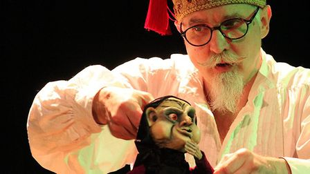 Rumpelstiltskin and the Snail of Destiny at Haverhill Arts Centre and Rhodes Arts Complex
