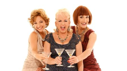 Comedy trio Fascinating Aida are coming to the Cambridge Corn Exchange on March 4. Picture: Supplied