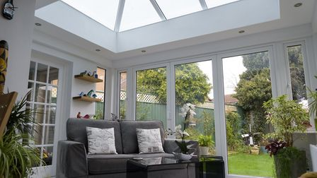You may not need planning permission before you start building your conservatory. Picture: BAAM