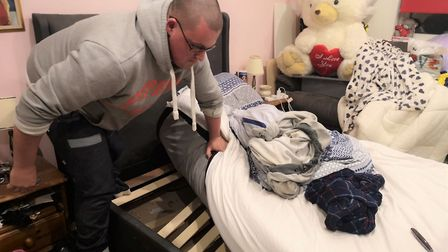 March man Michael Bagridge awarded £1.8 million after losing his leg in horror crash is in need of a