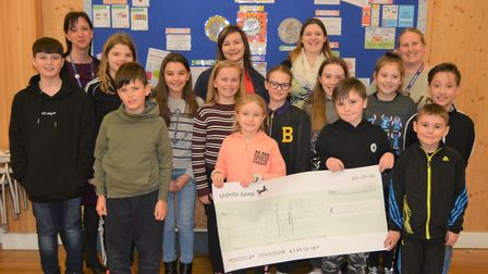 Soham school The Weatheralls to transform playtime after £21,000 raised in two years. Picture: MIKE