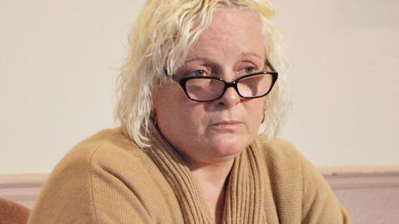 File photo dated 28/11/14 of Ruth Neave, the mother of Rikki Neave. Picture: Ben Kendall/PA Wire