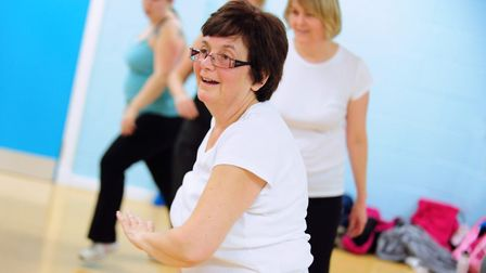 Fitness classes for over 55s to launch in Chatteris. Picture: FREEDOM LEISURE