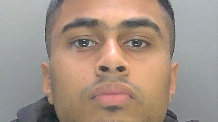 Dealer who stashed drugs in his pants jailed for two years. Tahmidur Rahman, 21, was approached by o