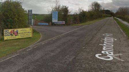 A 90-year-old man has died 10 days after a collision in Cambridge Road, Melbourn. Picture: GOOGLE ST