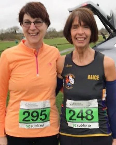 Three Counties Running Club returned to action in style at different events including at Thetford an
