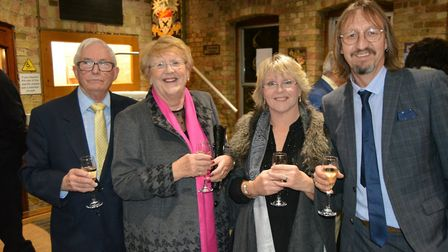 Mayor of Ely Mike Rouse's civic party held at The Maltings in Ely. Picture: Supplied/Mike Rouse