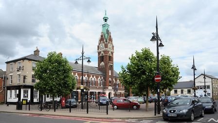 The antique wedding ring was lost in March town centre