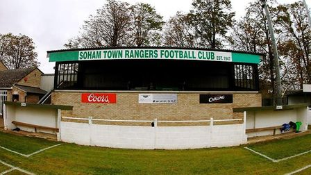 Soham Town Rangers have been hit with FA suspensions in relation to football bets. Picture: SOHAM TO
