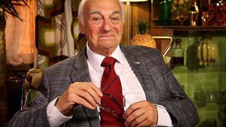 Roy Hudd who has died at the age of 83 Photo: Simon Harries