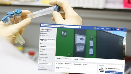 Get trusted and accurate coronavirus news from Cambridgeshire and Fenland with our new Facebook grou