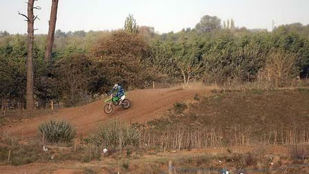 Motorcyclist who died following a crash in an off-road motorcross event at the Wildtracks Offroad Ac