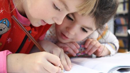 Here are our top tips for those home-schooling children during the coronavirus outbreak. Picture: Pi