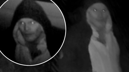 Do you know this man? He tried to break into The Straw Bear B&B in Whittlesey last month. Picture: S