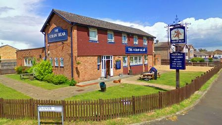 The Straw Bear B&B in Whittlesey. Picture: Google Maps