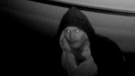 Do you know this man? Picture: Supplied/Cambs Cops