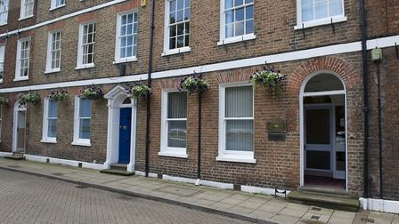 Whiting & Partners, who have offices in Wisbech (pictured), March and Ely have postponed their annua