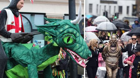 The March Summer Festival and St Georges Fayre have both been cancelled due to the ongoing coronavir