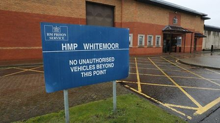Officials at HMP Whitemoor in March (pictured) have spoken about how they are coping with the corona