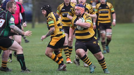 Ely's Seb Catley was rewarded with a call up to the Eastern Counties Under 20 squad towards the end