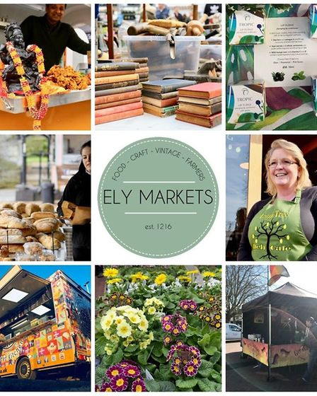 Ely market - CLOSED However many traders continue to promote home deliveries