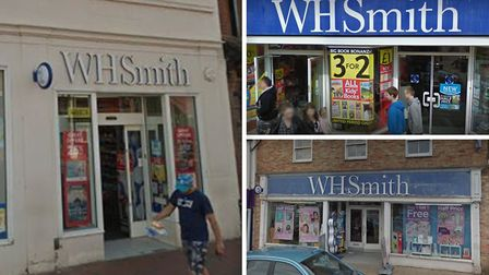 WHSmith stores across Cambridgeshire are donating confectionary and Easter Eggs to good causes acros