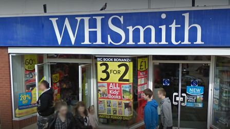 WHSmith in Wisbech. Picture: Google Maps