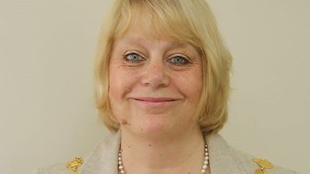 Mayor of Whittlesey, Cllr Julie Windle, has spoken on the coronavirus pandemic. Picture: FACEBOOK/WH