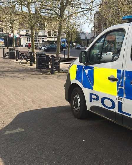 Police across Cambridgeshire have been posting photos of their areas with reminders on the new rules
