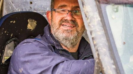 Neil Granger from Willingham wants to help those who saved his life following an off-road accident.
