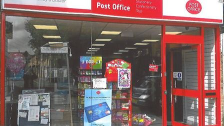 Chatteris Post Office is closed while staff self-isolate.