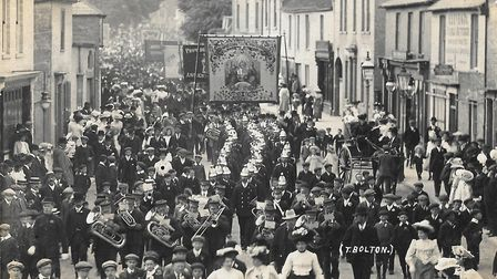 Our trip down memory lane looking at some of the history and traditions of Soham Feast. Picture; ARC
