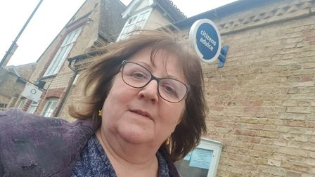 Lib Dem group leader at East Cambs Lorna Dupre who is angry that Mayor James Palmer wants to move in