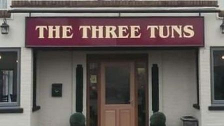 The Three Tuns in Doddington has signed up to a national campaign to encourage residents to support