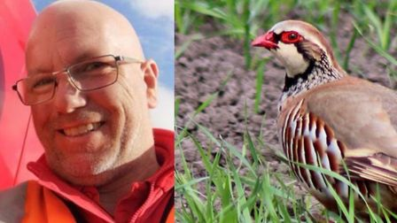 Chatteris photographer and postman Martyn Jolley has been filming wildlife during the coronavirus lo