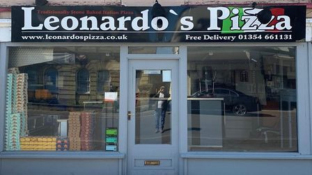 Leonardo's Pizza in March is offering free meals to NHS staff tackling the coronavirus pandemic. Pic