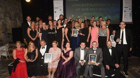 The East Cambridgeshire Ely Standard Business Awards ceremony has been moved to December 4 due to th