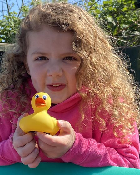 Whittlesey duck race. Picture; RJW photography