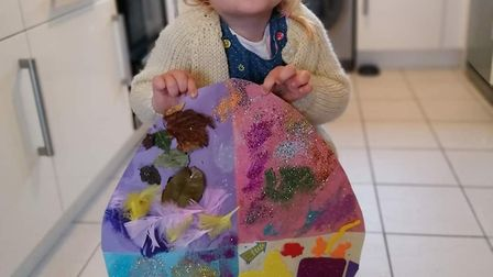 Blackberry House Day Nursery have been organising activities for its children during the coronaivurs