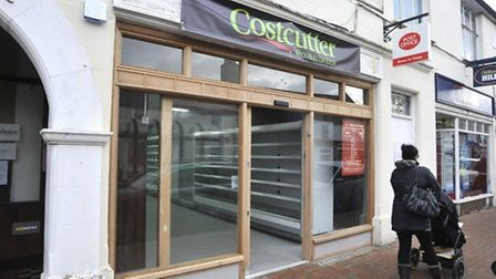 The current Ely Post Office is located inside Costcutter on Market Street. Picture: Ely Standard