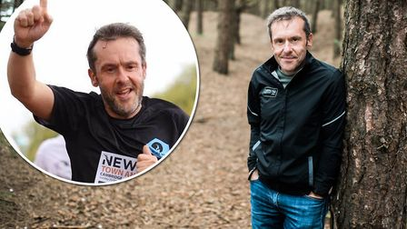 Cambridgeshire photographer Ryan Jarvis has raised more than 1,800 for NHS charities after running t
