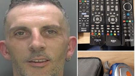 Carl Scarrow was caught stealing from a woman's house less than two weeks after she had died. He had
