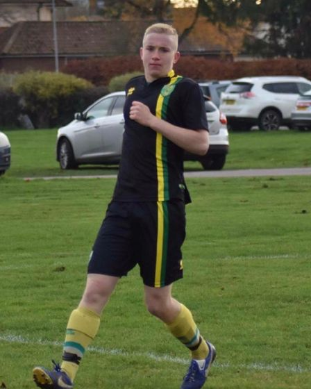 Sporting hero award nomination for 17-year-old Adam Everett who set up Ely?s first girls football pr
