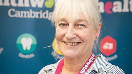 CEO of Healthwatch Cambridgeshire Sandie Smith has encouraged residents to share their experiences o