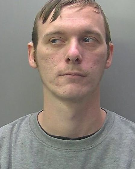Kieran Burton, 28, and Guy Delph, 29, (pictured) admitted abusing four girls aged between three an